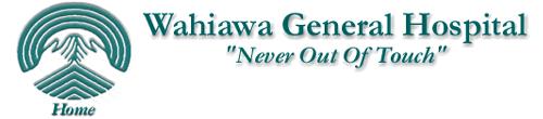 Wahiawa General Hospital nursing jobs